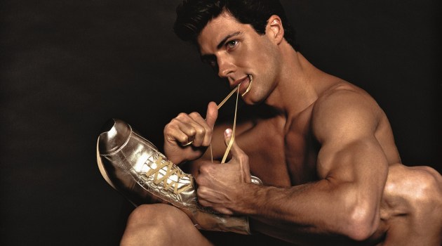 Roberto Bolle, photo by Bruce Weber 2008 crop
