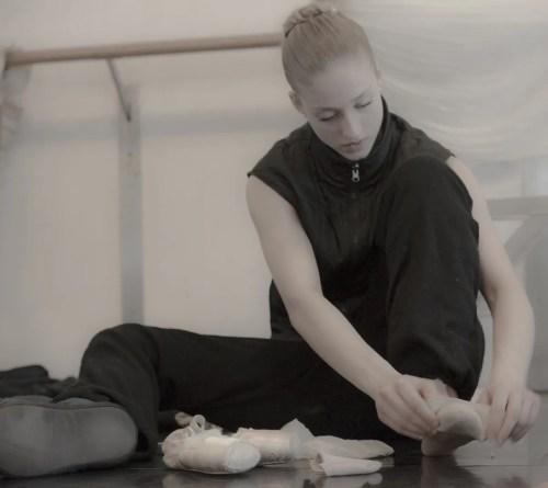 Virna Toppi, photo by Brescia e Amisano, Teatro alla Scala