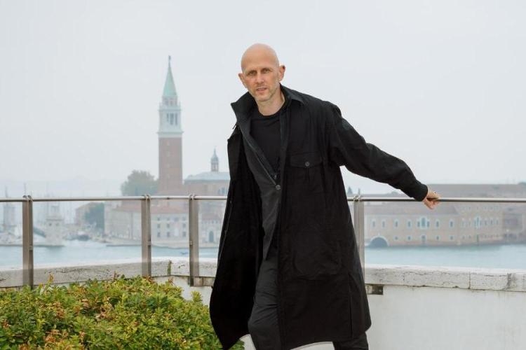 Wayne McGregor in Venice © La Biennale di Venezia 2021