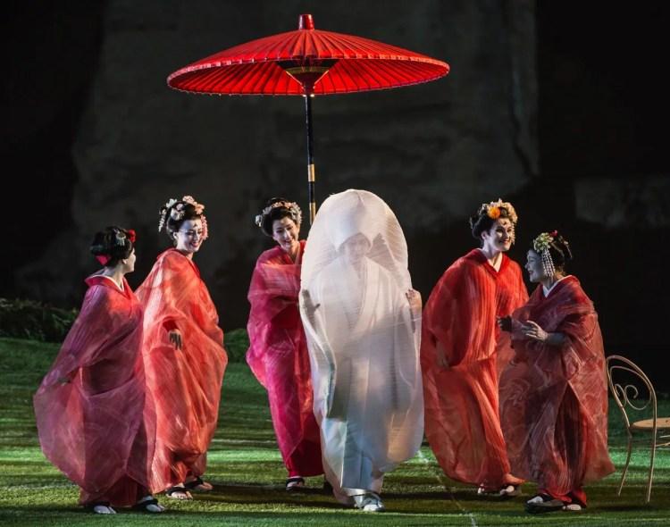 Madama Butterfly, photo by Yasuko Kageyama,Opera di Roma