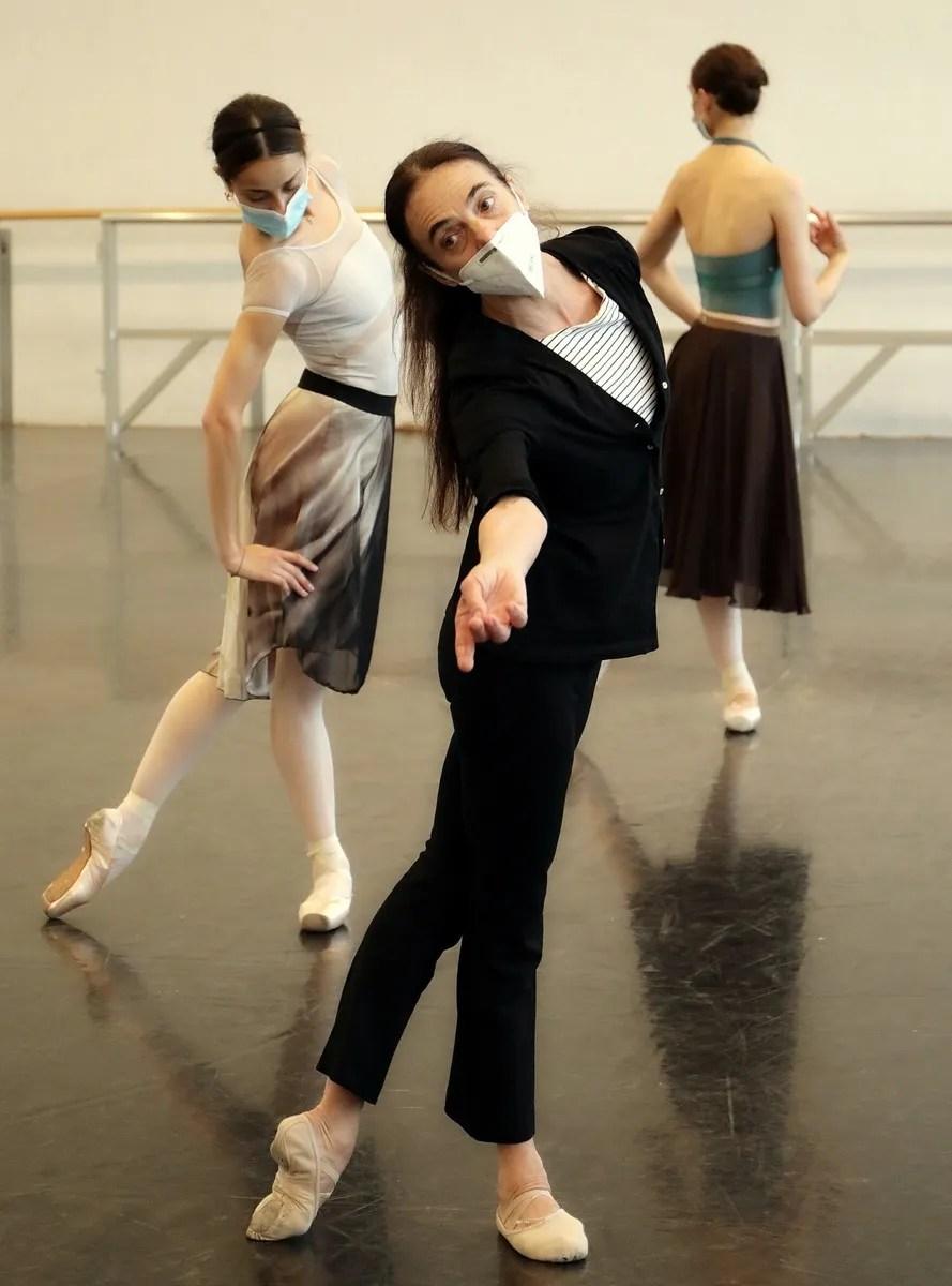 Masterclass - Alessandra Ferri with Nicoletta Manni - photo by Brescia e Amisano ©Teatro alla Scala-01