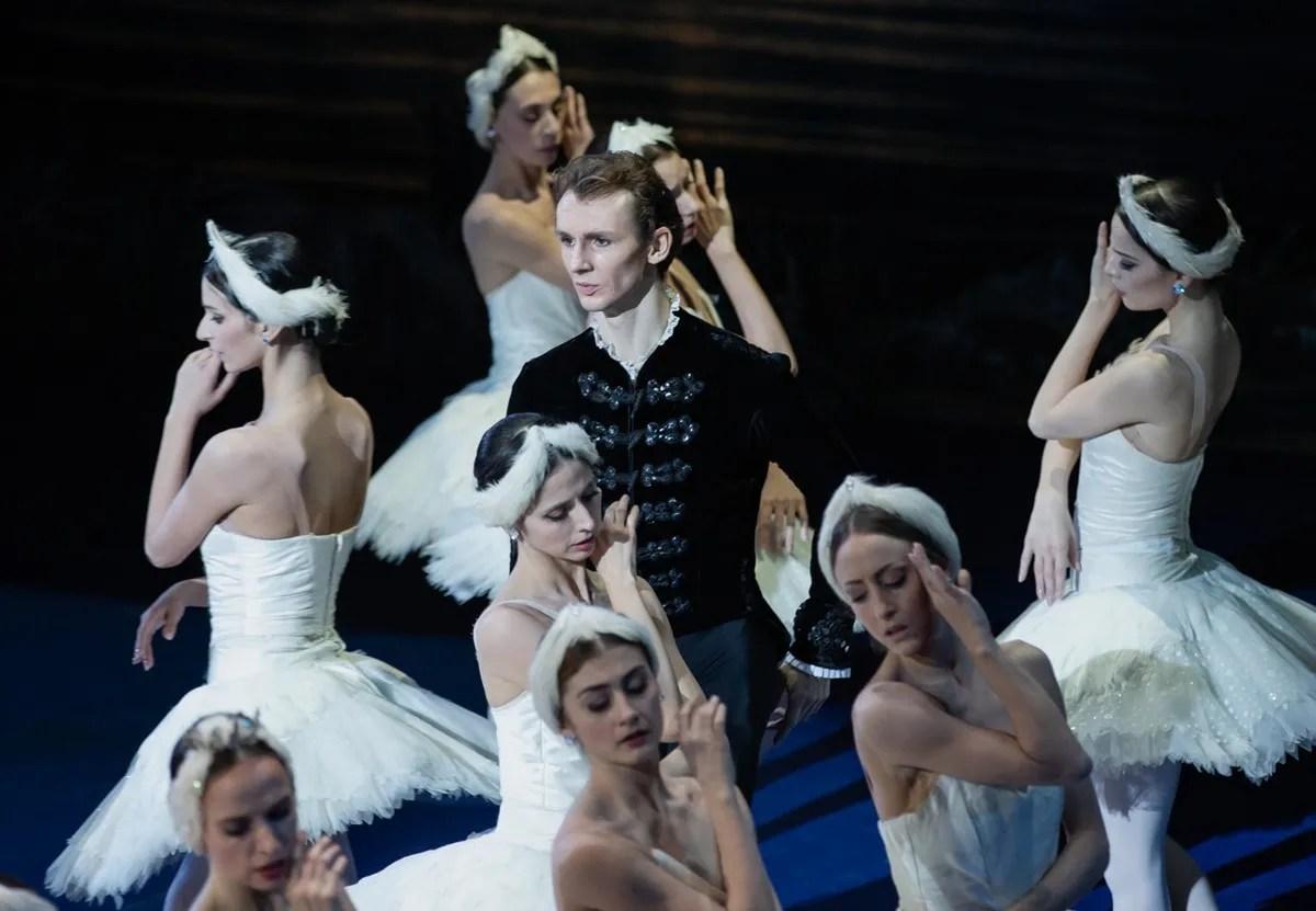 Swan Lake - Semyon Chudin, photo by Yasuko Kageyama, Teatro dell'Opera di Roma 2017