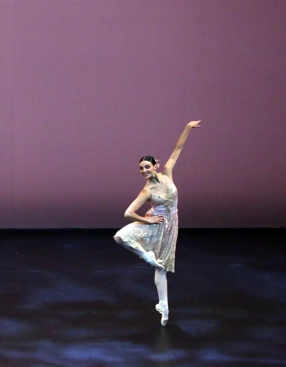 Verdi Suite - Martina Arduino, photo Brescia e Amisano © Teatro alla Scala 2020