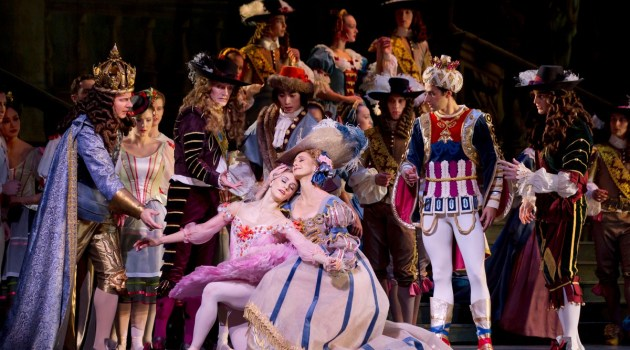 The Royal Ballet's The Sleeping Beauty photo by Johna Persson ROH