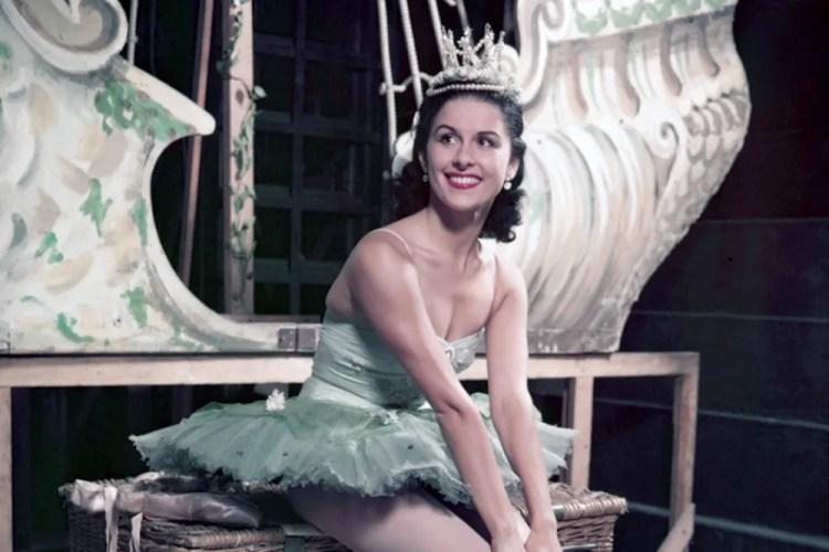 Violetta Elvin in 1953