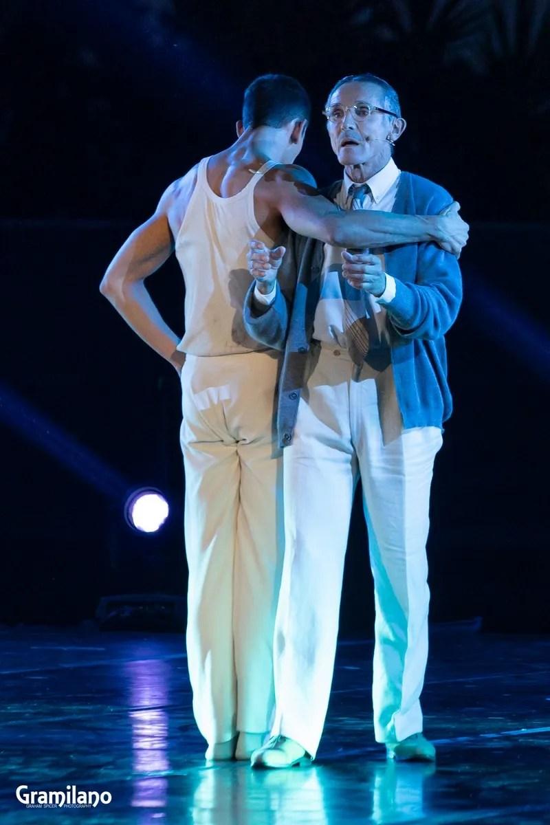 Simone Repele and Vladimir Derevianko in Pulcinella © Graham Spicer