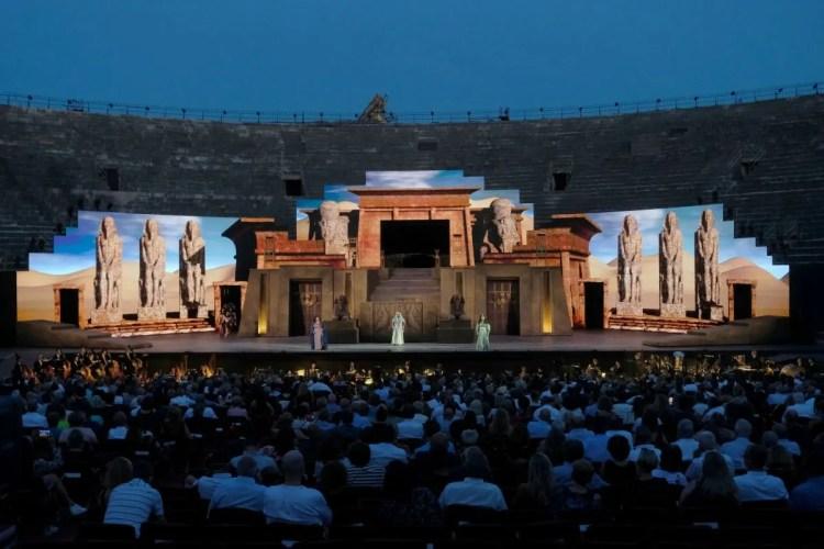 Aida - Arena di Verona 2021