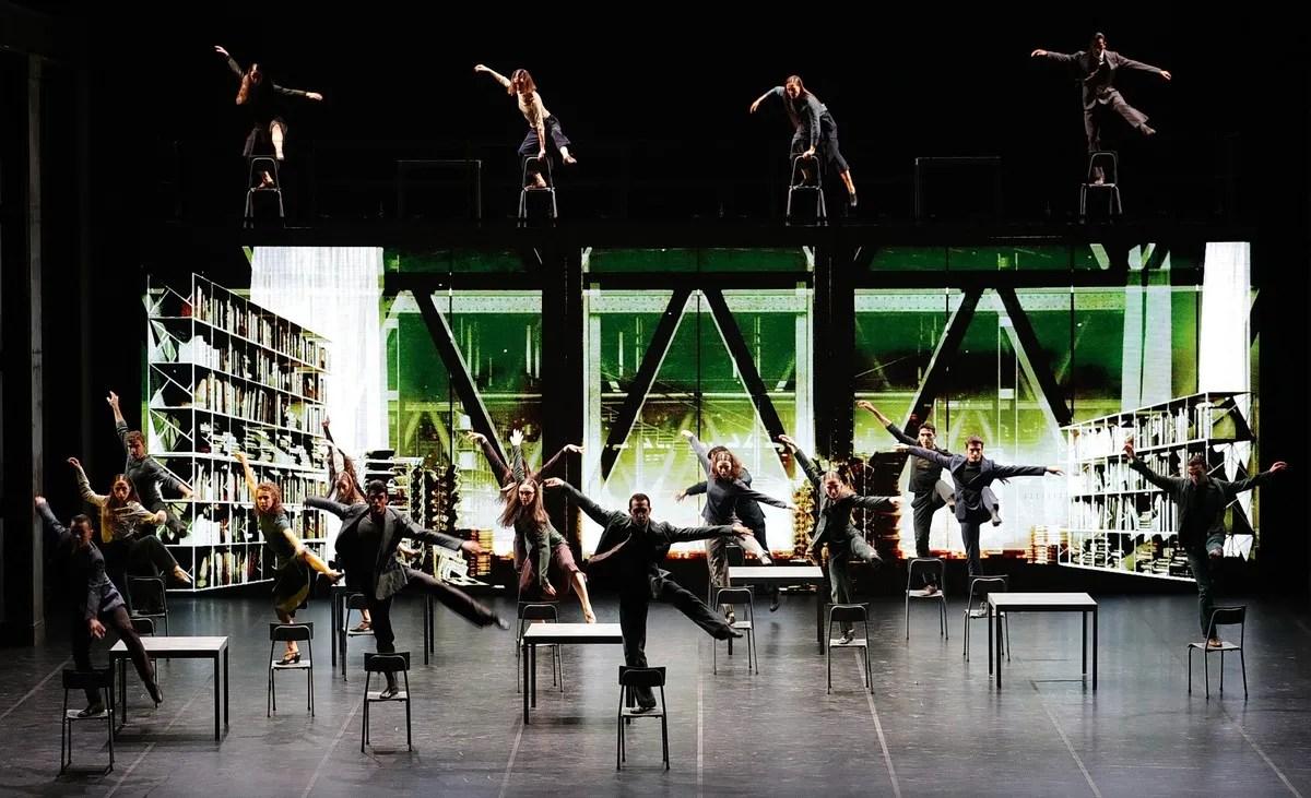 Madina - 10 - the corps de ballet, photo by Brescia e Amisano ©Teatro alla Scala (3)