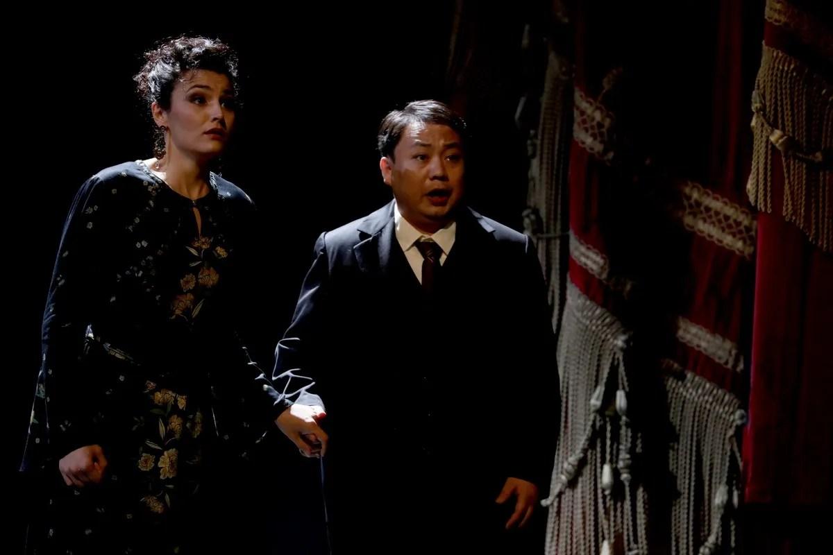 Madina - 48 - Anna-Doris Capitelli and Chuan Wang, photo by Brescia e Amisano ©Teatro alla Scala