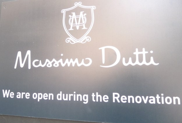 """Note """"the Renovation""""!"""