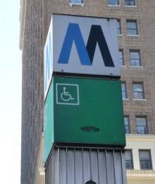 M for MTA