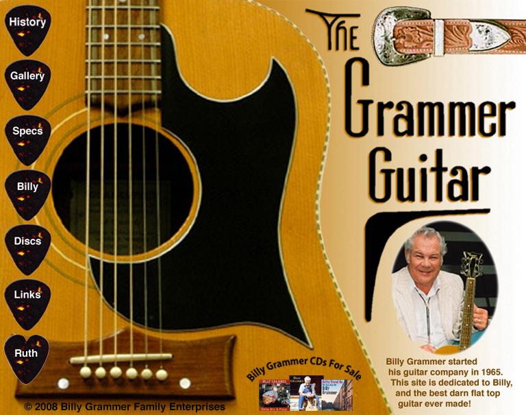 The Grammer Guitar