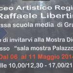 "Mostra didattica – istituto Regionale d'Arte ""R. Libertini"" – Grammichele"
