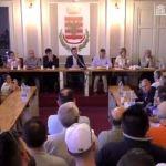 Consiglio comunale di Grammichele con insediamento ed elezioni presidente del consiglio – 28 Giugno 2016
