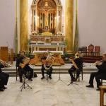 "Concerto quintetto ""Haendel Brass Quintet"" – Mercoledì Santo 2017 a Grammichele"