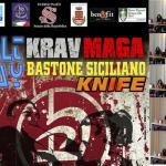 Presentato il 1° Kalt Day di krav maga, bastone siciliano e knife presso il comune di Grammichele