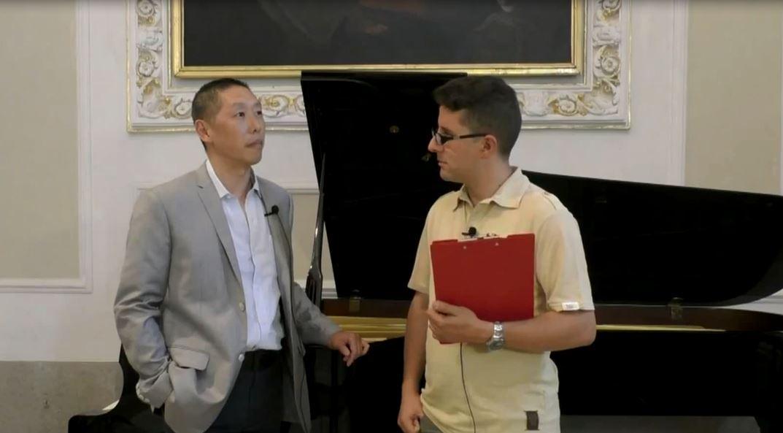 """""""GRAMMICHELE .EU ospita """" Tian Ying - docente internazionale di AmiCaFest 2018"""