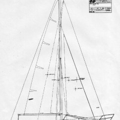 Standing Rigging Diagram Electrolux Rm212f Wiring Cutter Schematics Grampian 30 Diagrams Rh Grampianowners Com Rigged Sailboat