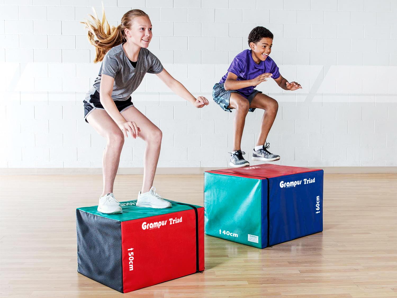 三合一跳箱(大)-兒童游戲   兒童玩具-格樂普版權所有