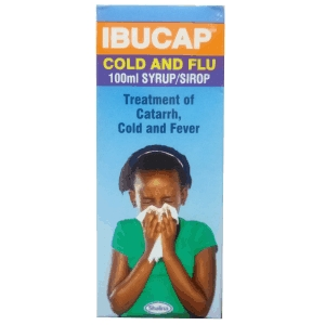 ibucap cold and flu