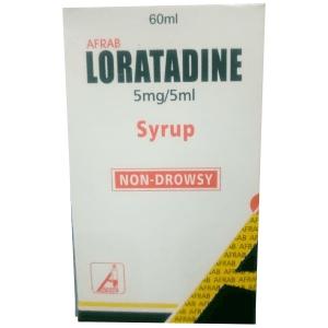 loratadine grams