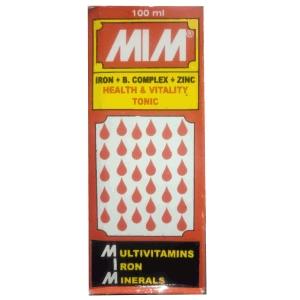 mim 100ml grams pharmaceuticals