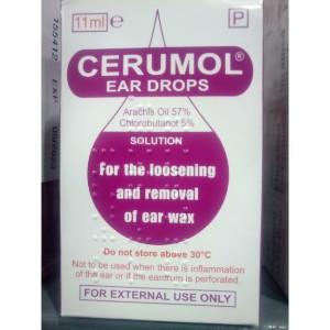 CERUMOL EAR