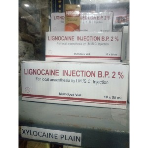 XYLOCAINE PLAIN