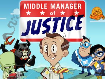 Middle Manager of-Justice