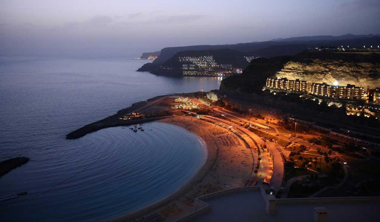 Playa De Amadores Een Uniek Strand Op Gran Canaria Gran