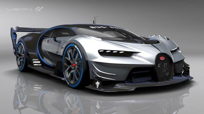 Bugatti Vision Gran Turismo Gran Turismo Com