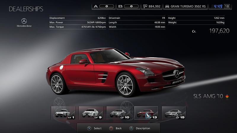 Gran Turismo 5  granturismocom