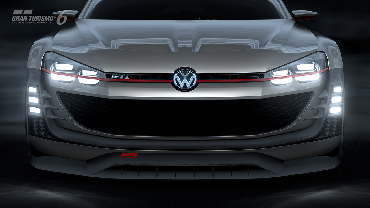 Introducing The Volkswagen Gti Supersport Vision Gran Turismo Gran
