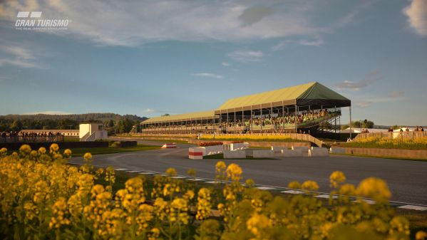 Resultado de imagen de Goodwood motor circuit gt sport