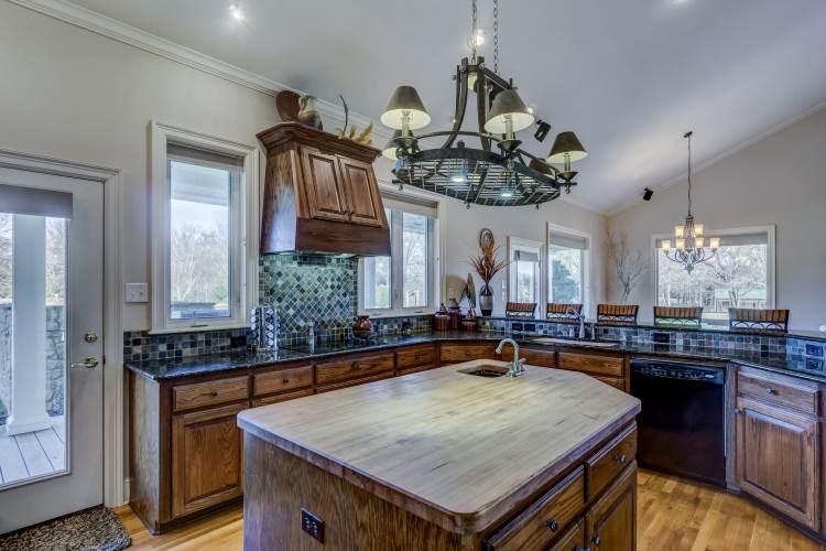 Materiales para muebles de cocina
