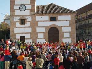 Programa de ludoteca con motivo del Día de Andalucía 2009