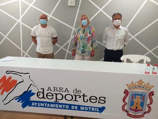 MOTRIL Y ALCAMPO RENUEVAN SU CONVENIO PARA EQUIPAMIENTOS Y FOMENTO DE ACTIVIDADES.