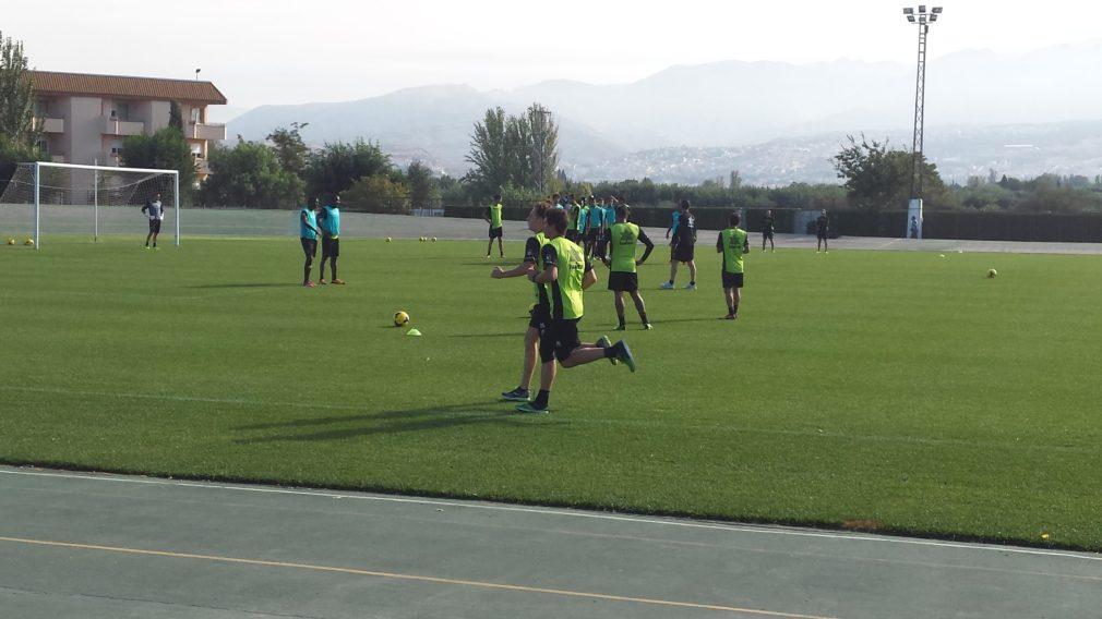Granada CF Armilla 29/10/2013