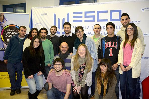 Grupo Periodismo Deportivo 2014
