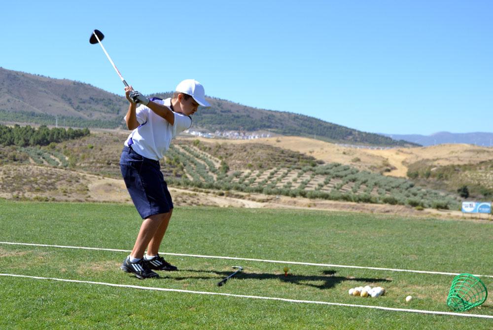 Alejandro García Golf 1
