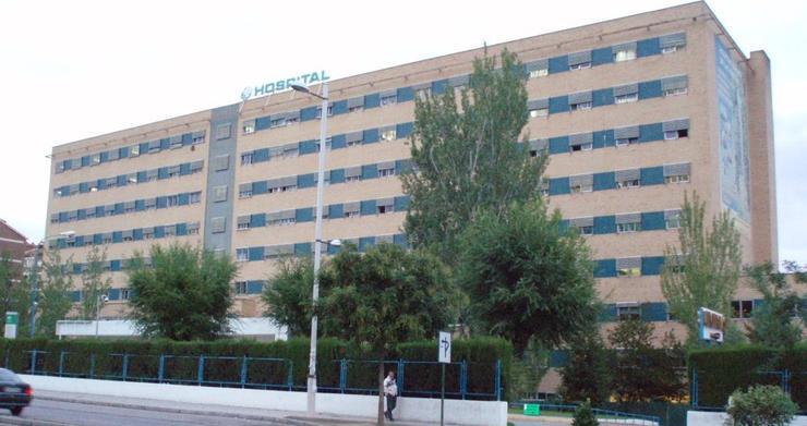Hospital de traumatologóa