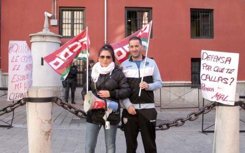 Loli Heredia y Miguel Angel Nievas