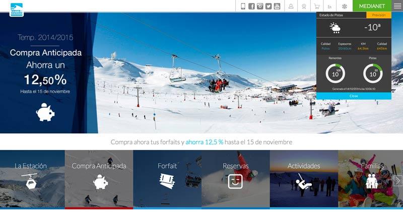 web | sierra nevada