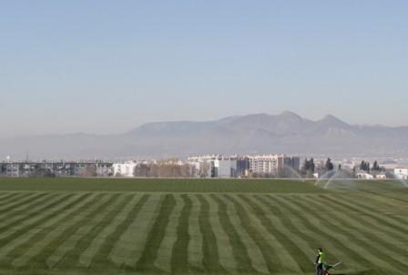 Ciudad Deportiva Granada | Alex Horta