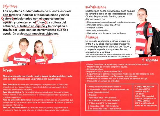 Escuelas Granada CF 40002