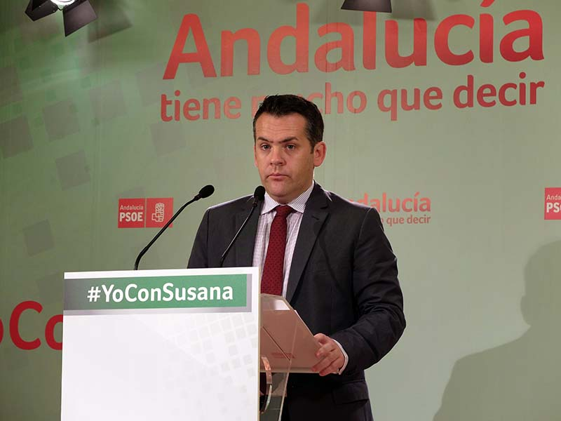 Miguel ángel Gamarra psoe diputado