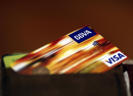 tarjeta crédito cuenta bancaria