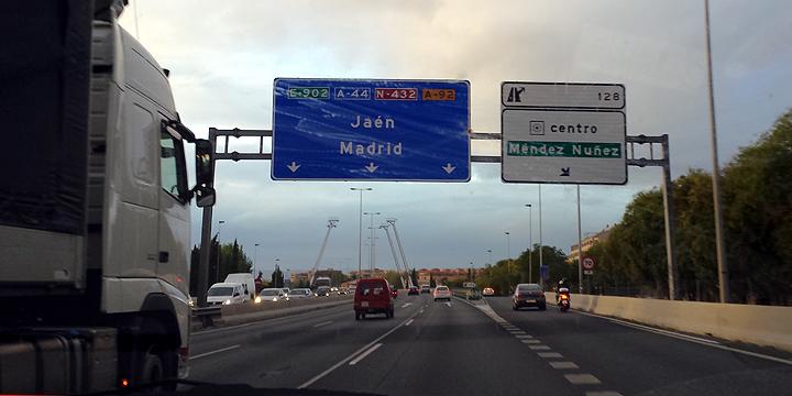 Circunvalación-Granada