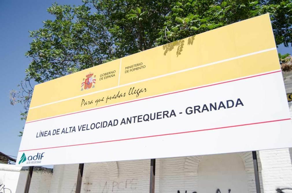 Línea-Alta-Velocidad-AVE- Antequera-Granada