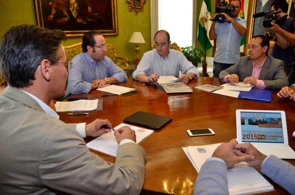 Reunión-PP-Ciudadanos